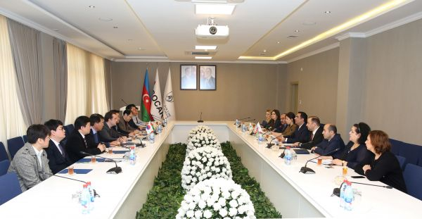 Baku Higher Oil School, South Korean company HMC successfully complete research project