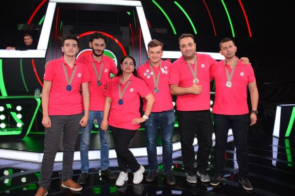 """Nar"" team becomes the champion of Azerbaijan at ""Brain Ring"" contest"