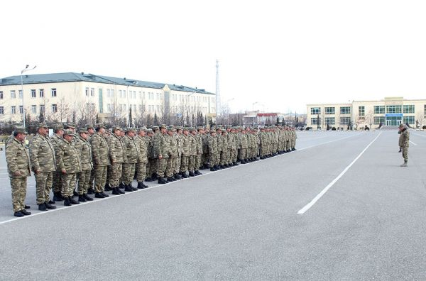 Battalion commanders training sessions are held