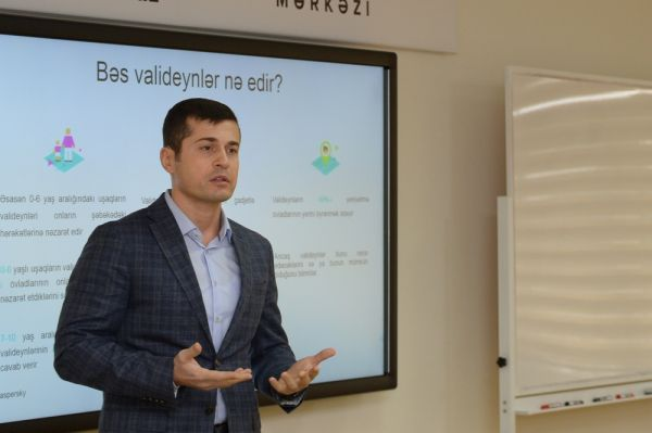 "Azercell supported the organization of the training on ""Safe Internet"""