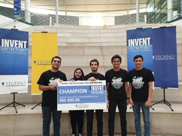 Students of Baku Higher Oil School have won aninternational innovation competition in Malaysia