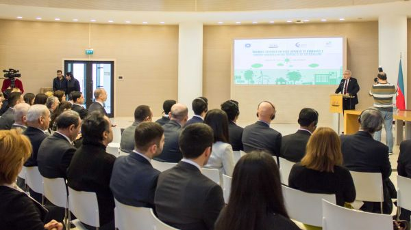 Training Seminar on Development of Renewable Energy Sources in the Republic of Azerbaijan was held