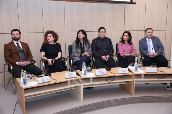 Baku Higher Oil School holds discussions on topic 'Women and Engineering'