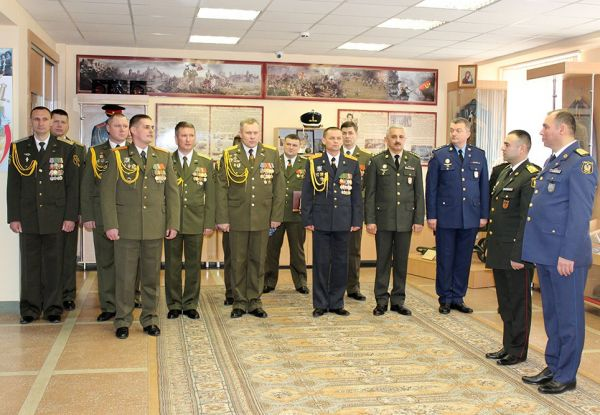 Azerbaijani officer graduated from the Military Academy of Belarus with honors
