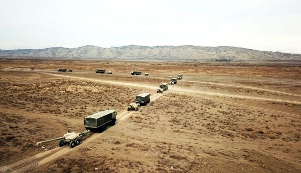 Azerbaijani Army starts Large-Scale Command-Staff Exercises