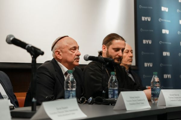 Azerbaijan's model of multiculturalism discussed at  the Brigham Young University of the U.S.