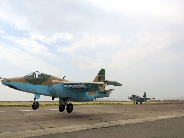 Flight Tactical Exercises were conducted with crews of the MiG-29 and Su-25 - VİDEO
