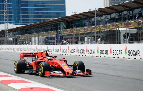 Formula 1 Azerbaijan Grand Prix 2020 cancelled
