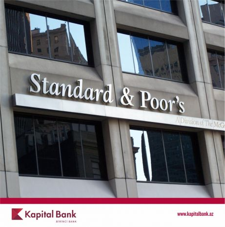 Standard & Poor's Agency affirms Kapital Bank's rating