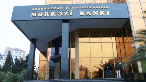 Central Bank of Azerbaijan's currency reserves near AZN 6.5B