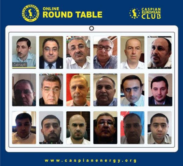 Caspian European Club conducts Online Round Table with participation of Anar Jabrailli