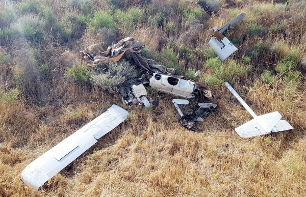Two tactical UAVs of Armenia were destroyed