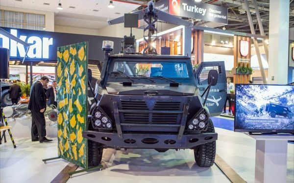 Azerbaijan posts growth in defense industry production