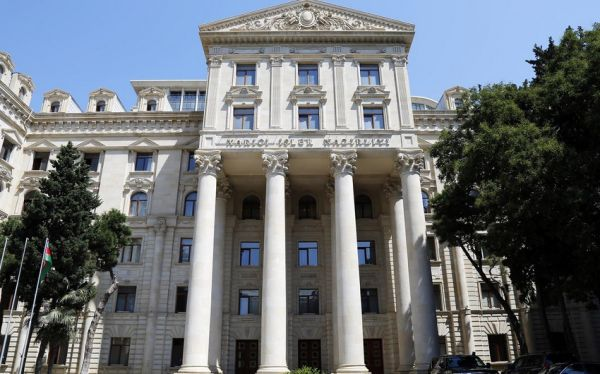 Foreign Ministry: Armenia again confuses history with mythology